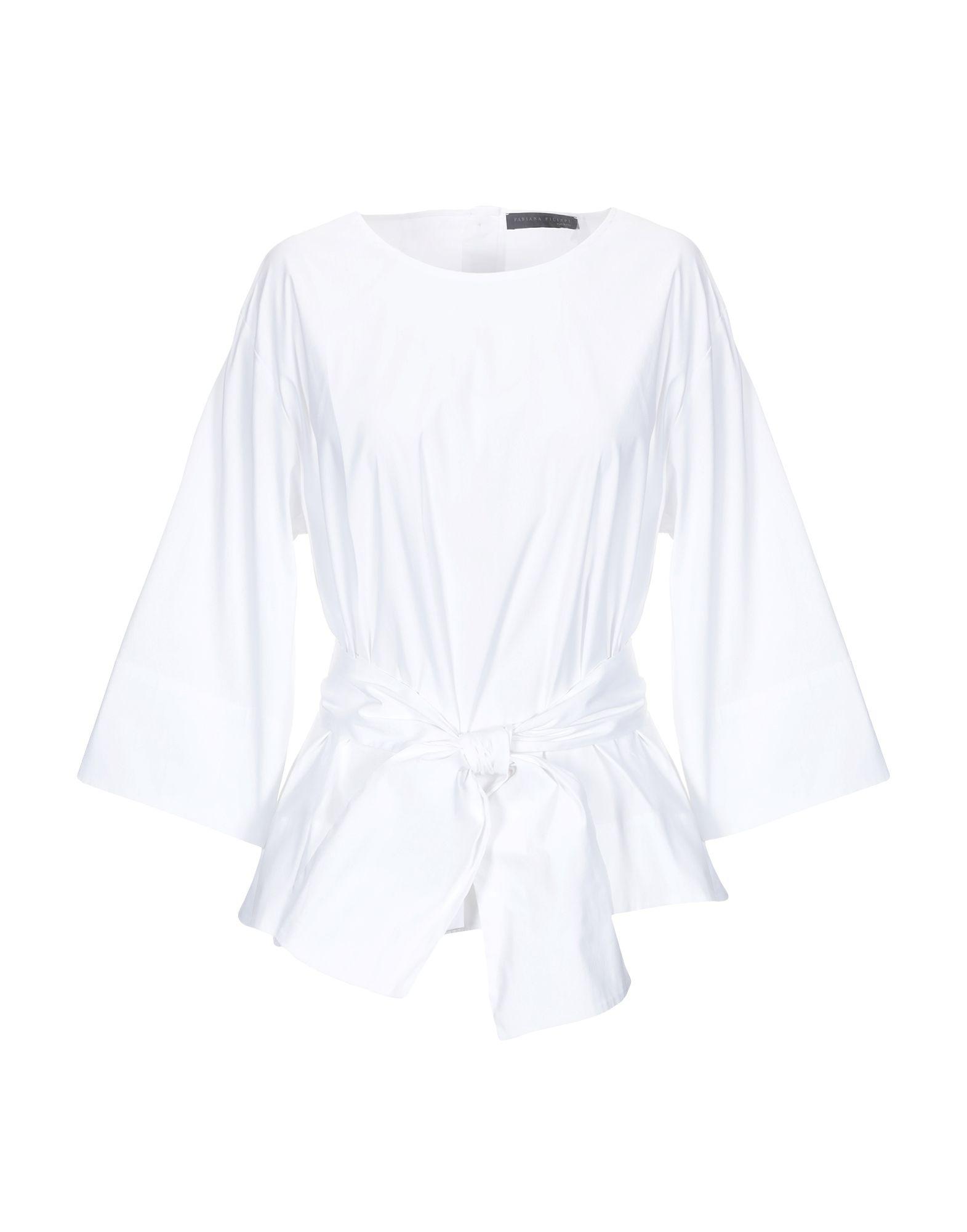 FABIANA FILIPPI Блузка fabiana filippi блузка