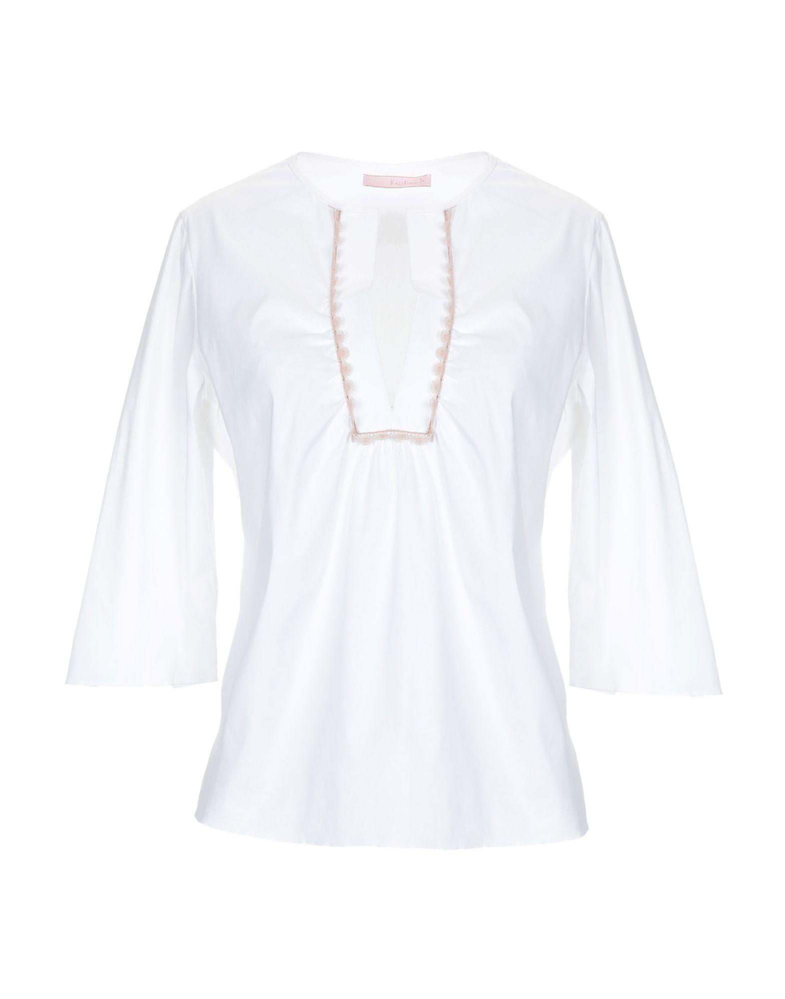 KRISTINA TI Блузка цены онлайн
