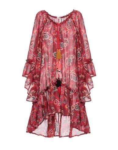 Купить Женскую блузку ANJUNA красного цвета