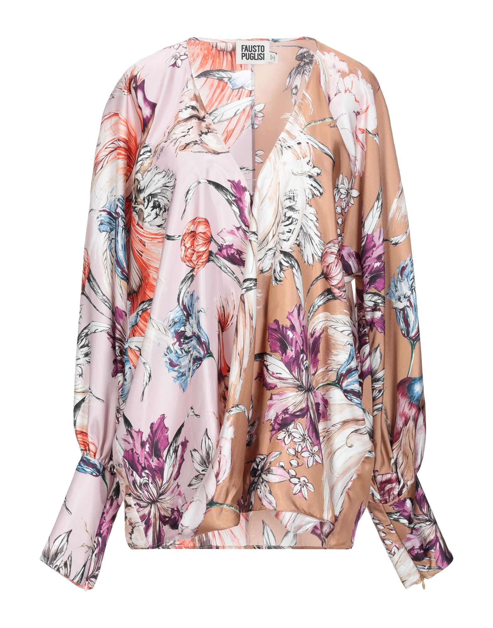 Фото - FAUSTO PUGLISI Блузка fausto puglisi блузка