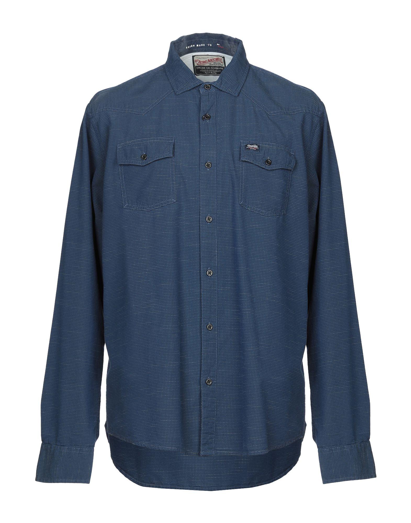 PETROL INDUSTRIES Co. Pубашка цена