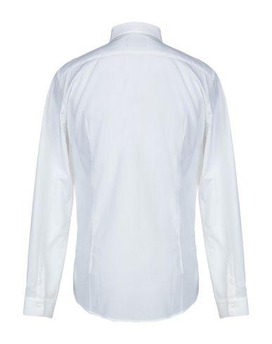 Фото 2 - Pубашка от LIU •JO MAN белого цвета