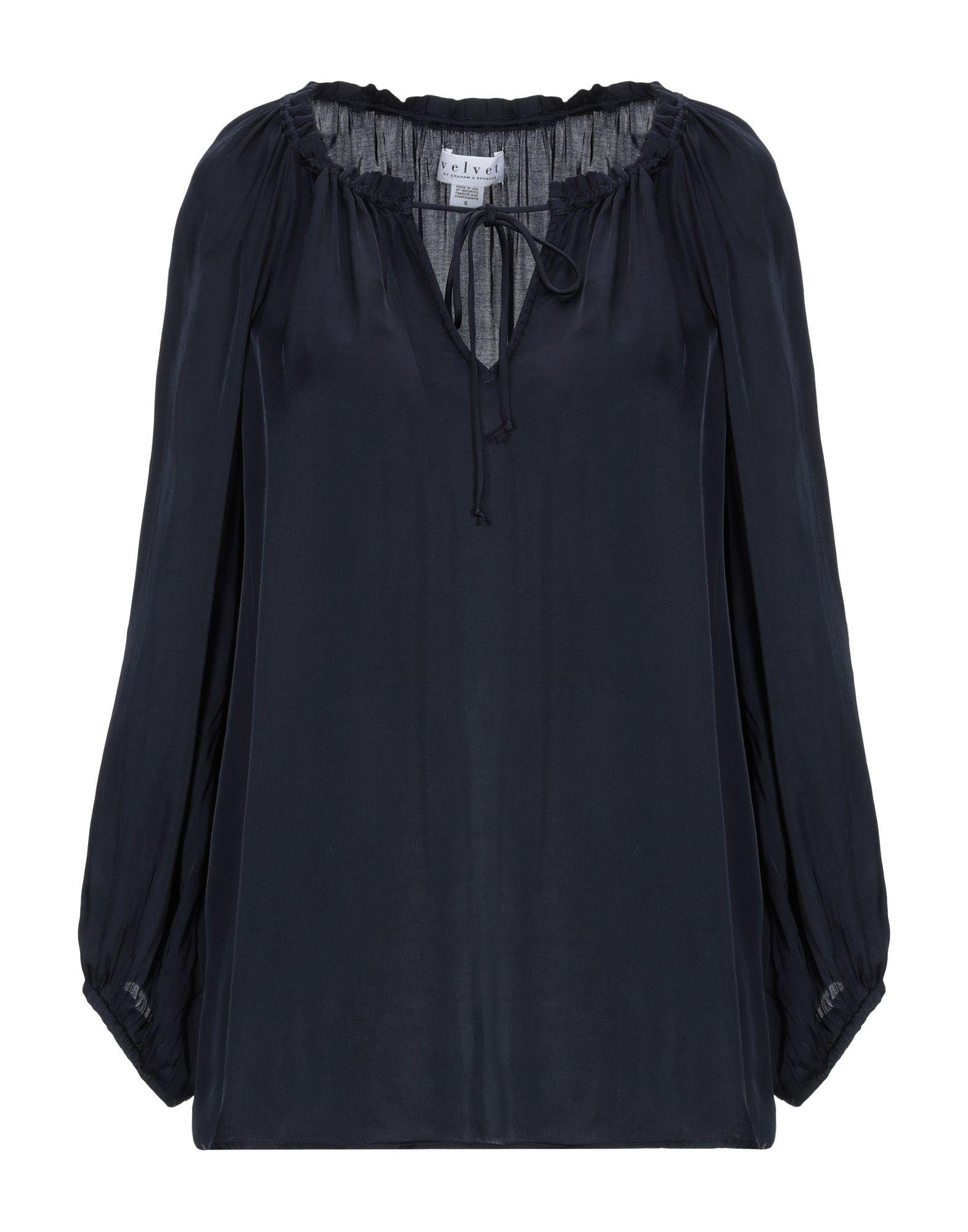 VELVET by GRAHAM & SPENCER Блузка velvet by graham