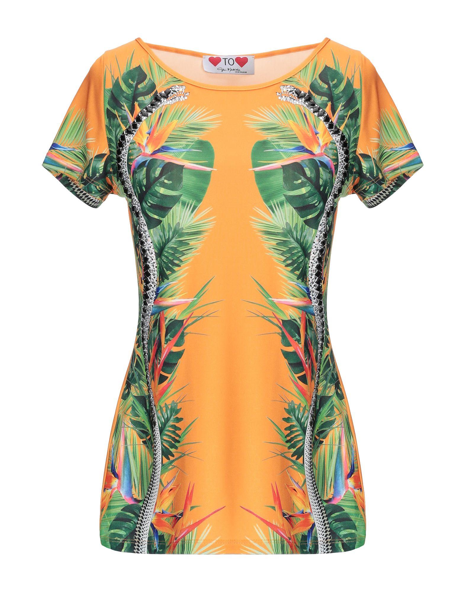 GAI MATTIOLO Блузка шифоновая блузка в цветочный принт