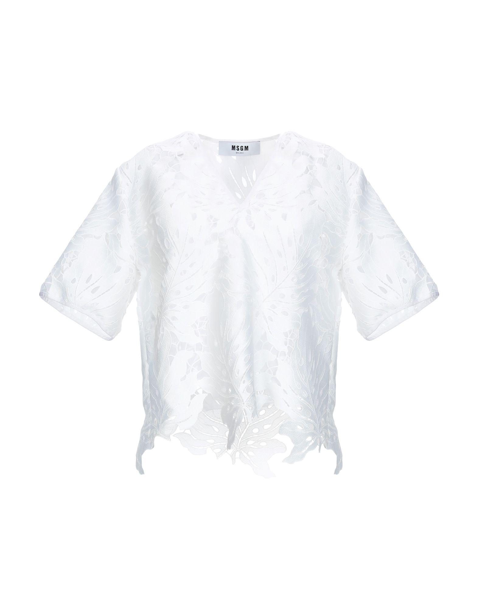 MSGM Блузка msgm одежда