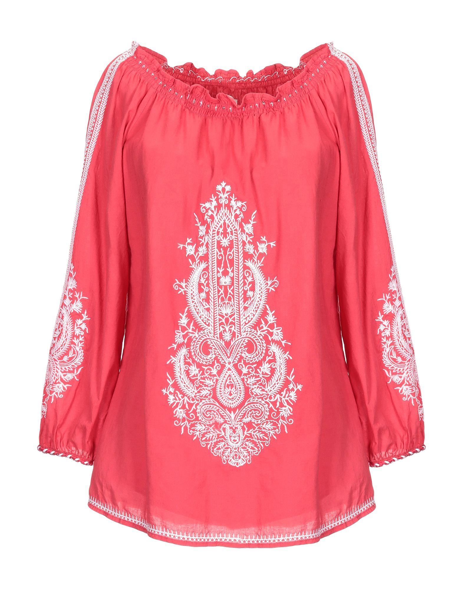 EMMA & GAIA Блузка dress emma monti платья и сарафаны приталенные