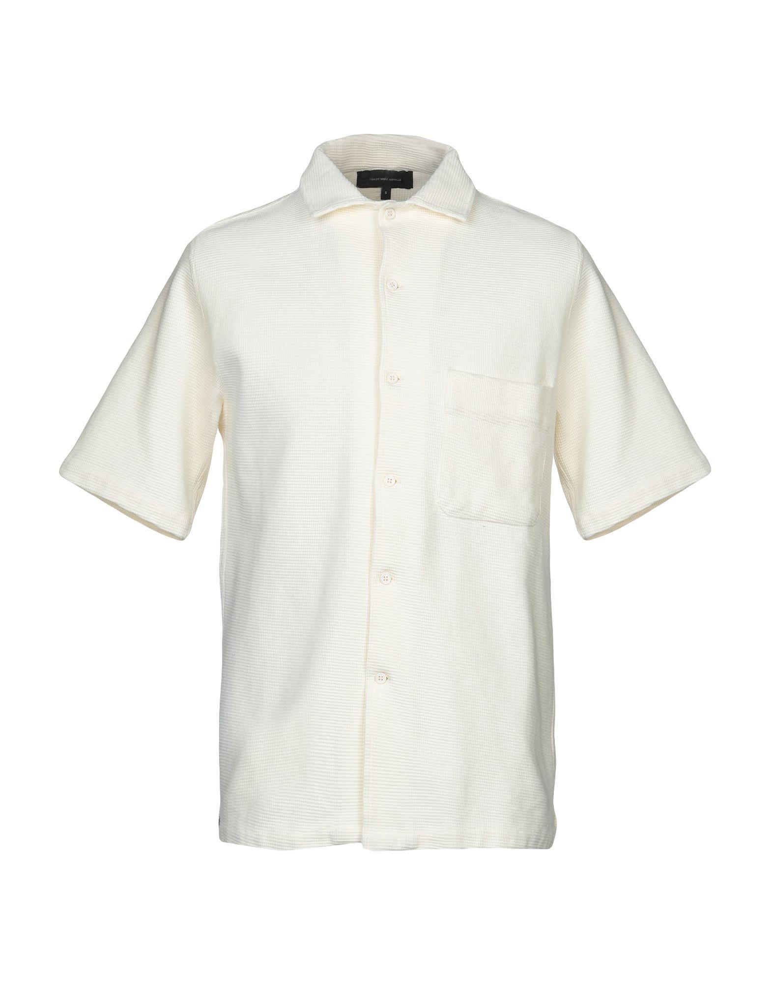 AMH ASHLEY MARC HOVELLE Pубашка ashley brooke моделирующие брюки