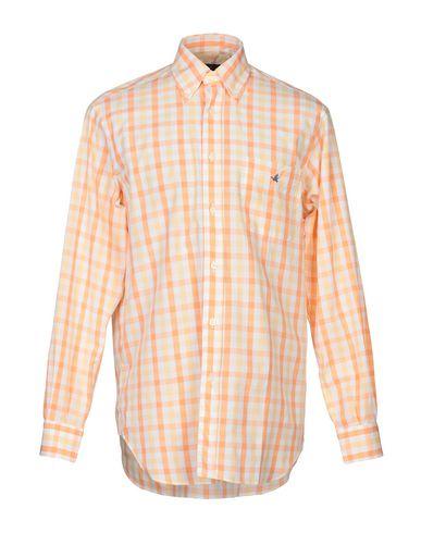 Фото - Pубашка от BROOKSFIELD оранжевого цвета