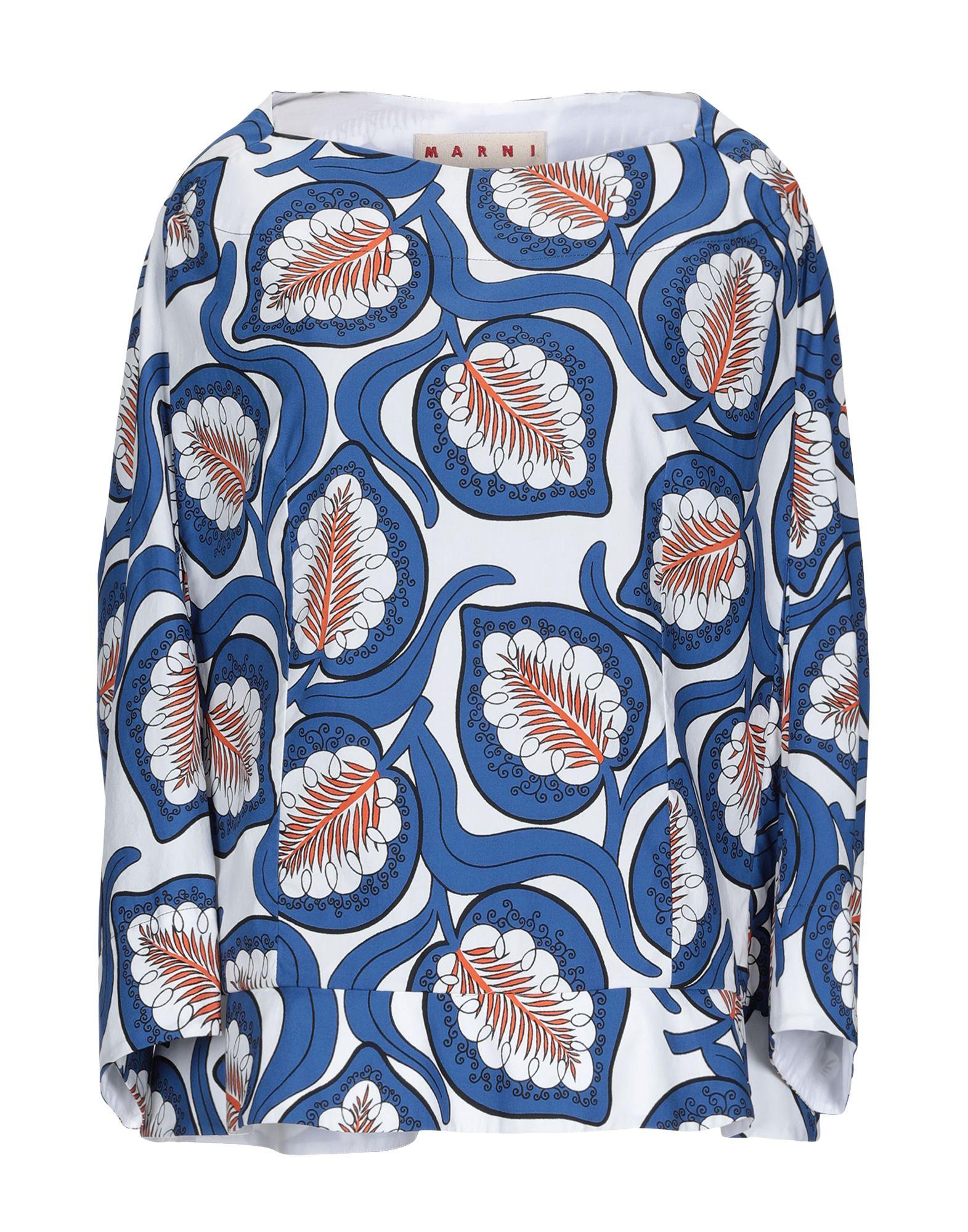 MARNI Блузка блузка t tahari блузка