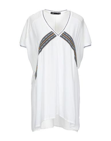 Купить Женскую блузку TRĒZ белого цвета