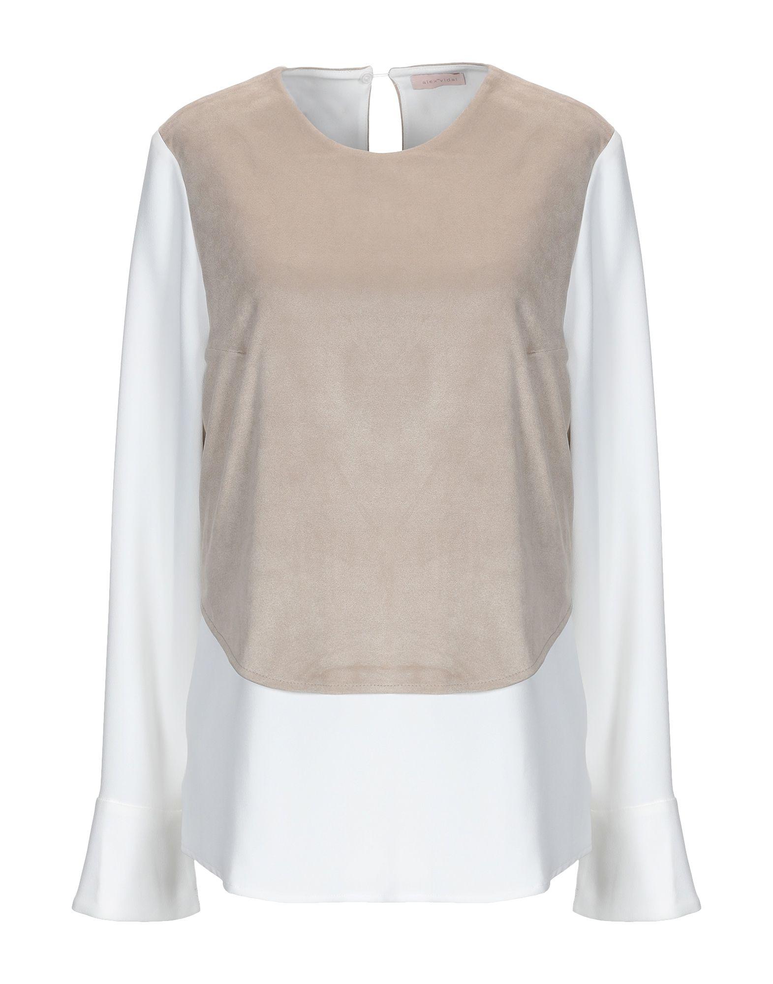 купить ALEX VIDAL Блузка по цене 2850 рублей
