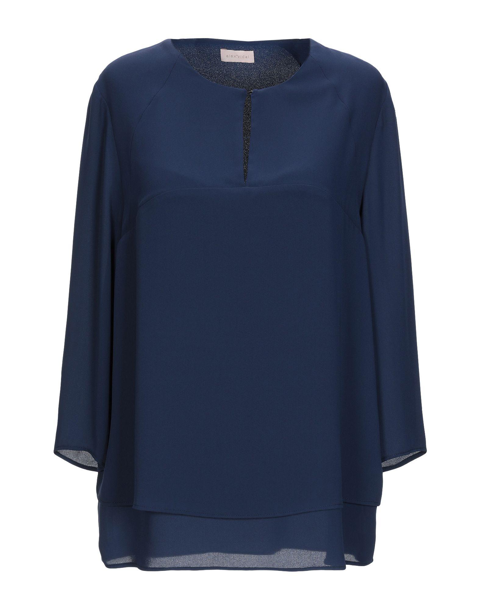 ALEX VIDAL Блузка alex vidal юбка длиной 3 4