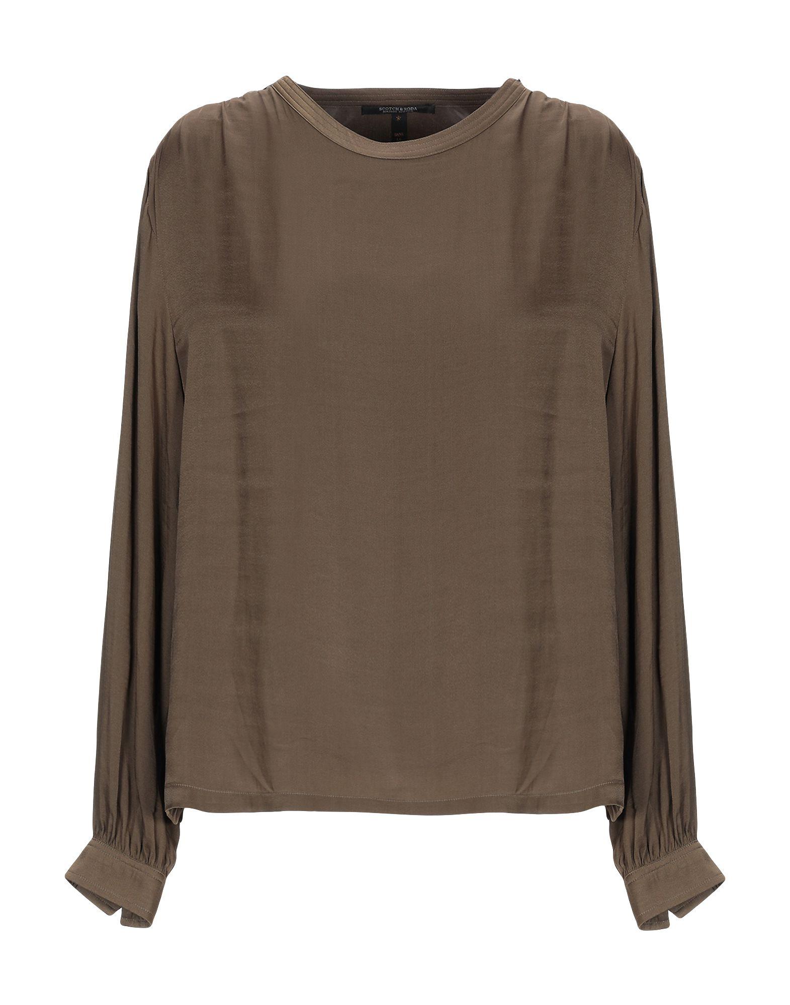 MAISON SCOTCH Блузка цены онлайн