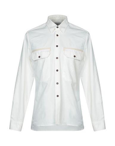 Купить Pубашка от MACCHIA J цвет слоновая кость