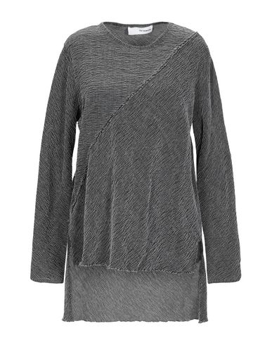 Фото - Женскую блузку UN-NAMABLE свинцово-серого цвета