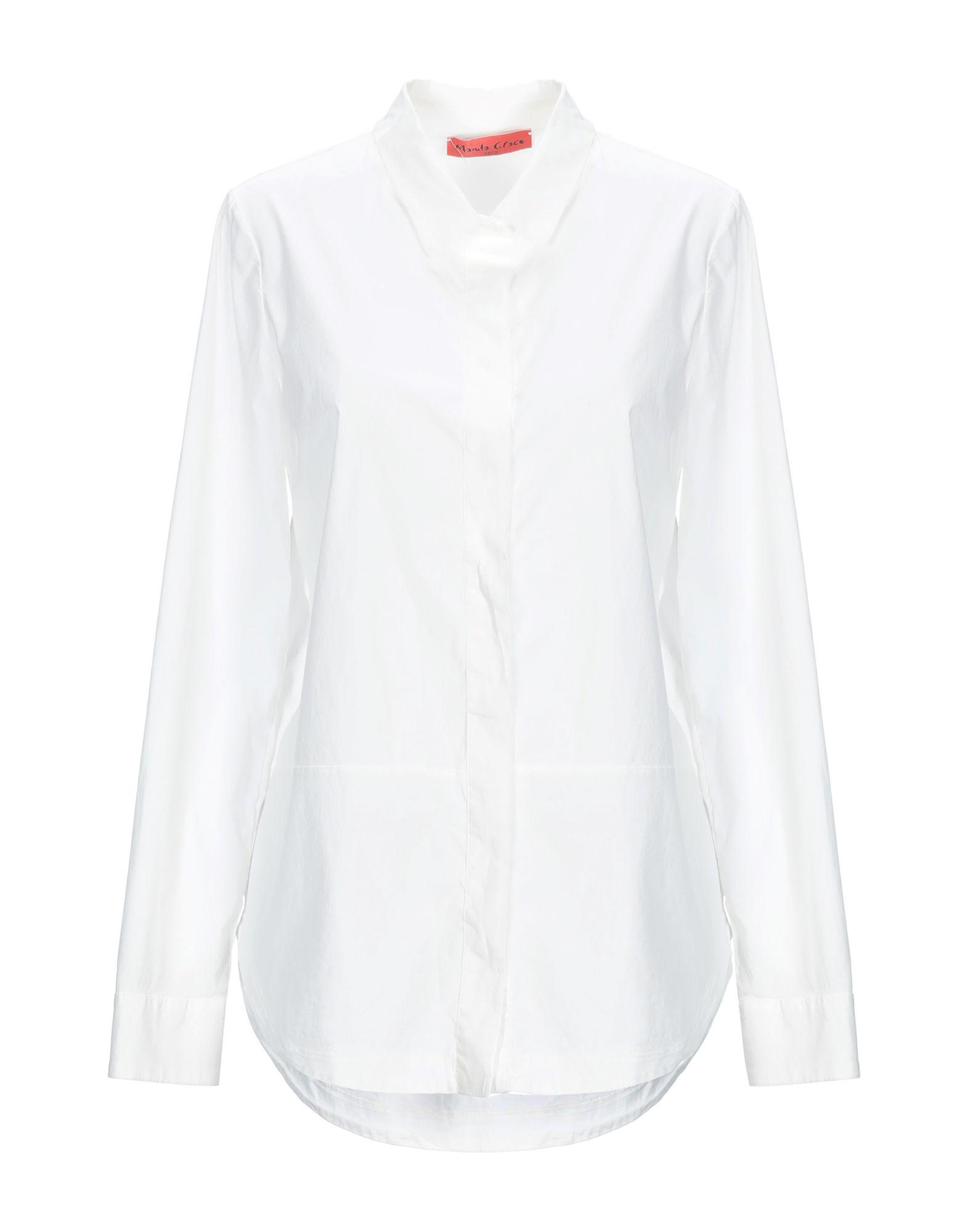 MANILA GRACE DENIM Pубашка цены онлайн