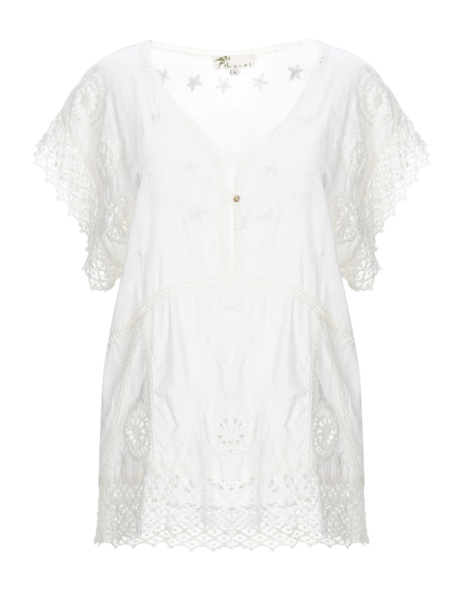 LOCAL APPAREL Блузка local apparel платье до колена