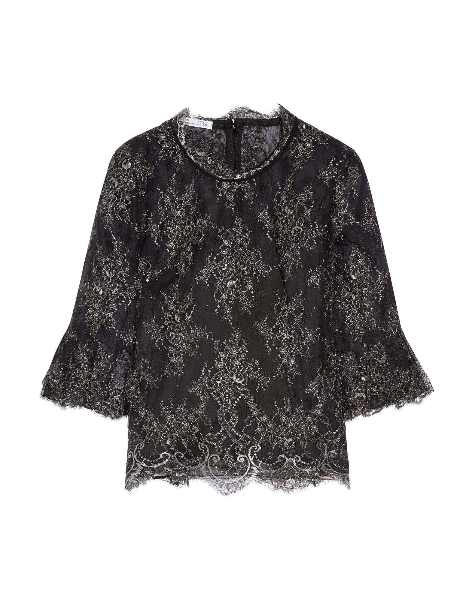 OSCAR DE LA RENTA Блузка ines de la fressange блузка
