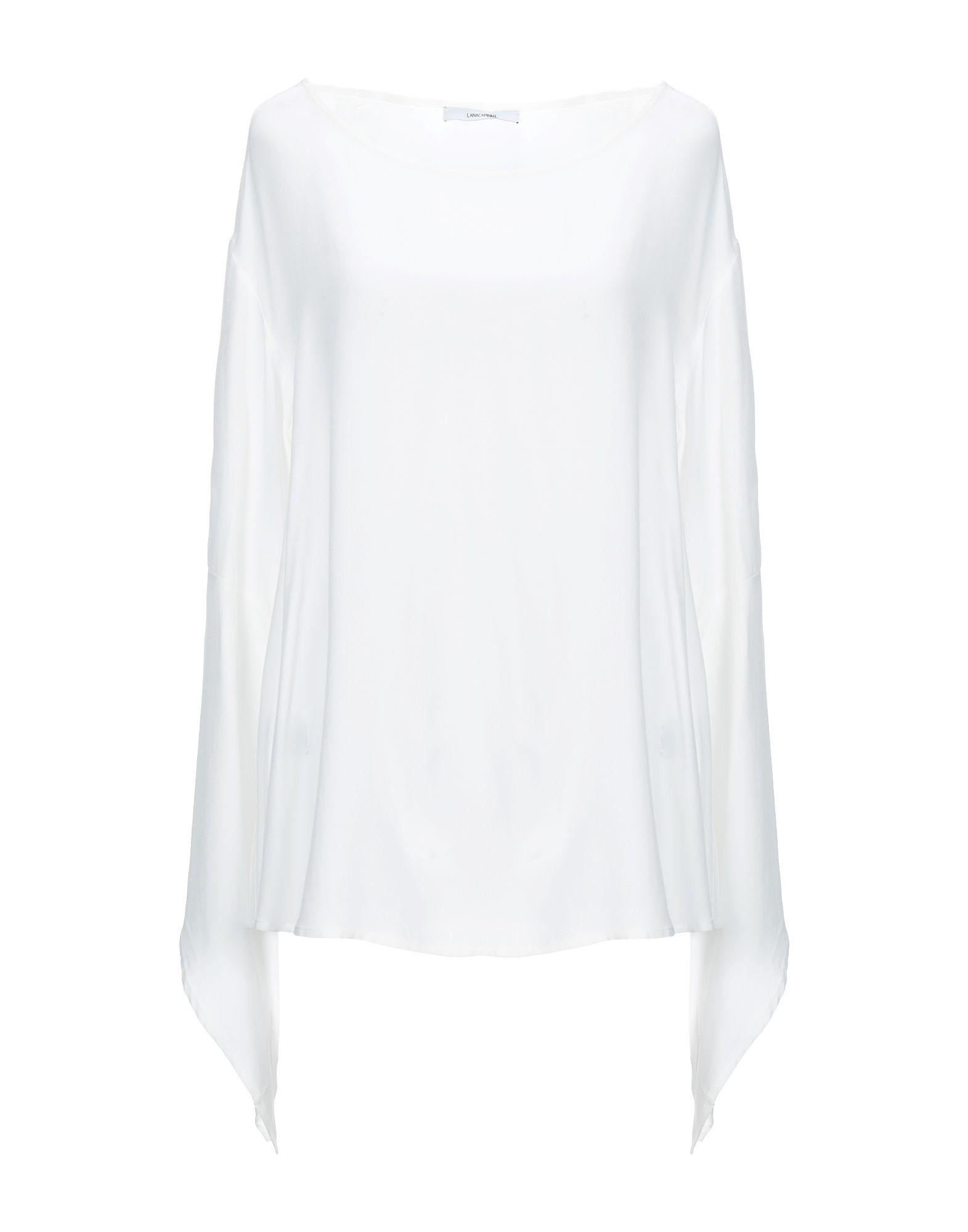LANACAPRINA Блузка цена