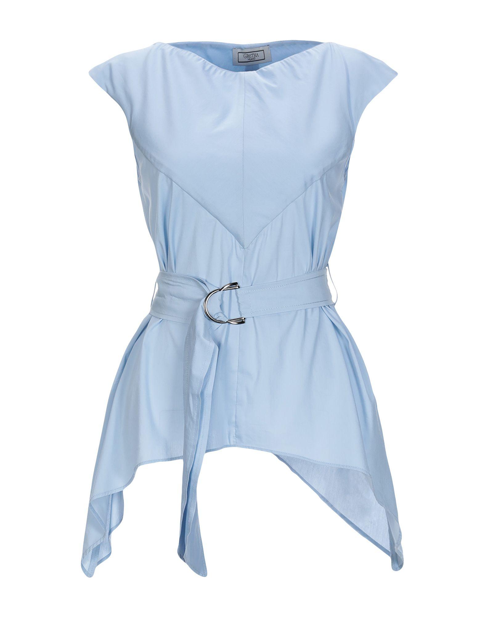 GRETHA Milano Блузка lucky lu milano блузка