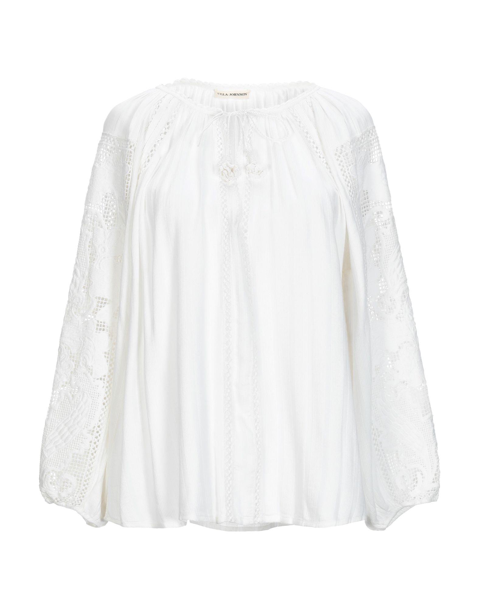 ULLA JOHNSON Блузка цены онлайн