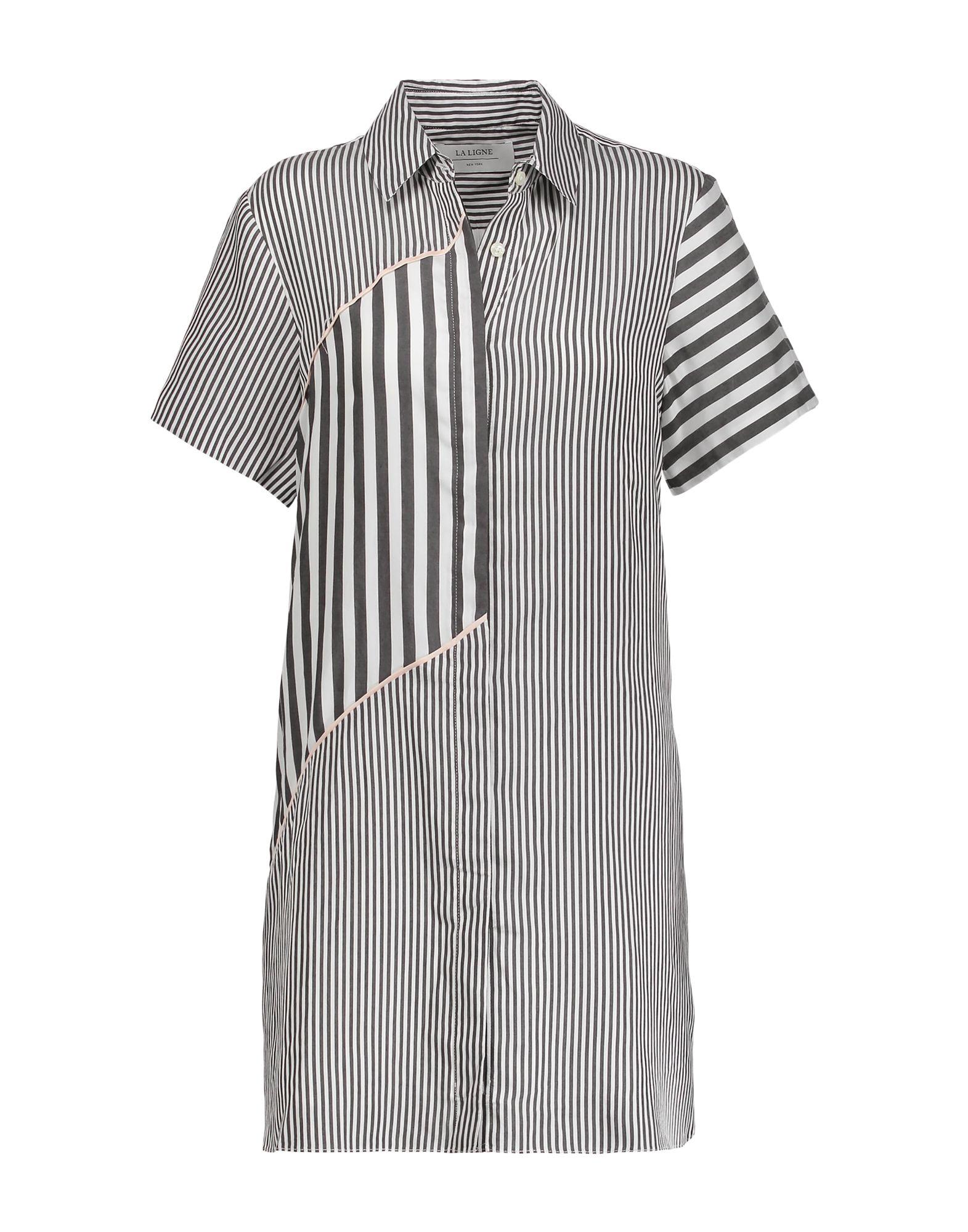 LA LIGNE Короткое платье foti la biellese короткое платье