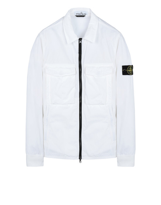 STONE ISLAND OVER SHIRT 130WN 'OLD' DYE TREATMENT