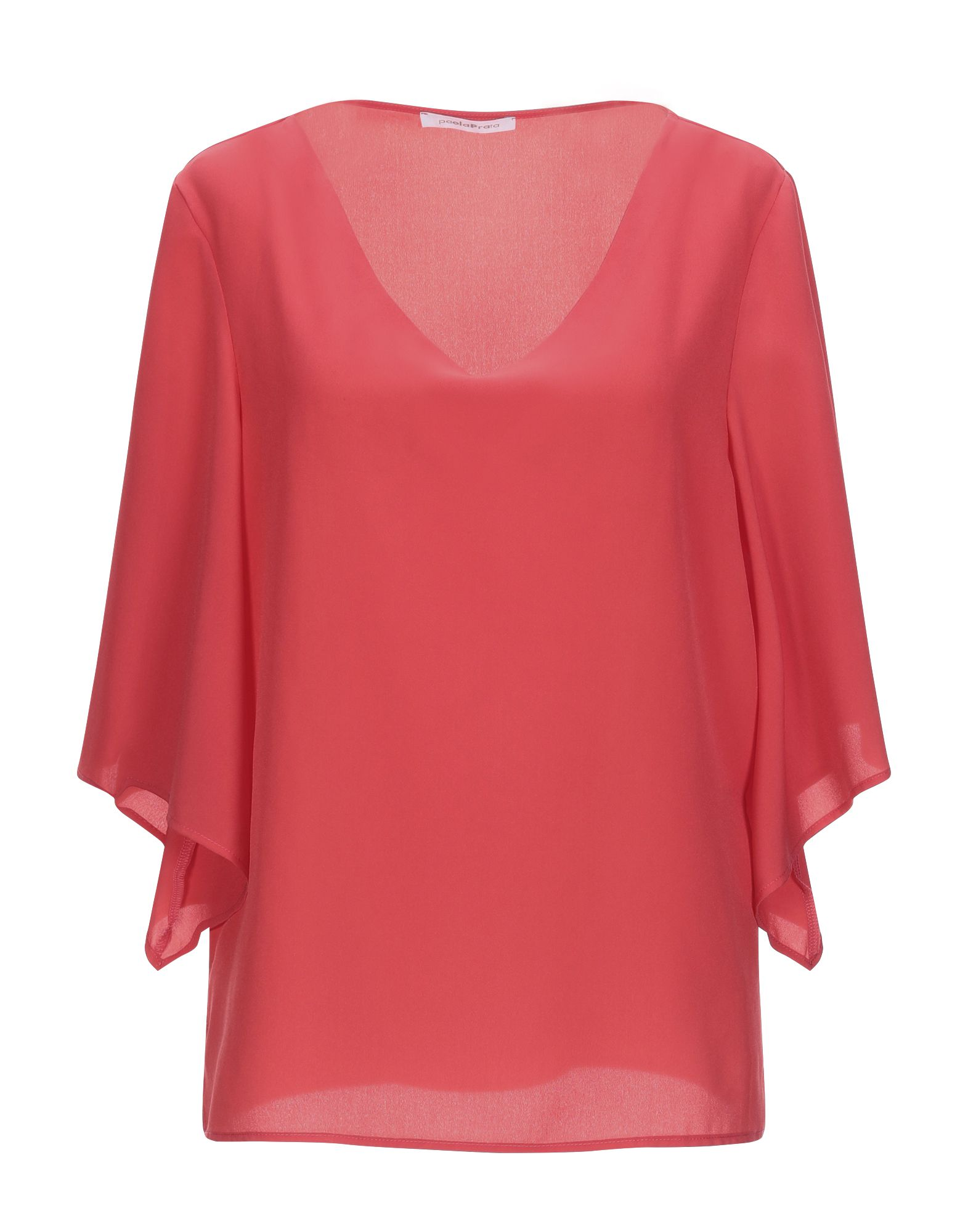 PAOLA PRATA Блузка блузка paola klingel цвет фиолетовый рисунок