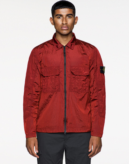 38810401rx - OVER SHIRTS STONE ISLAND