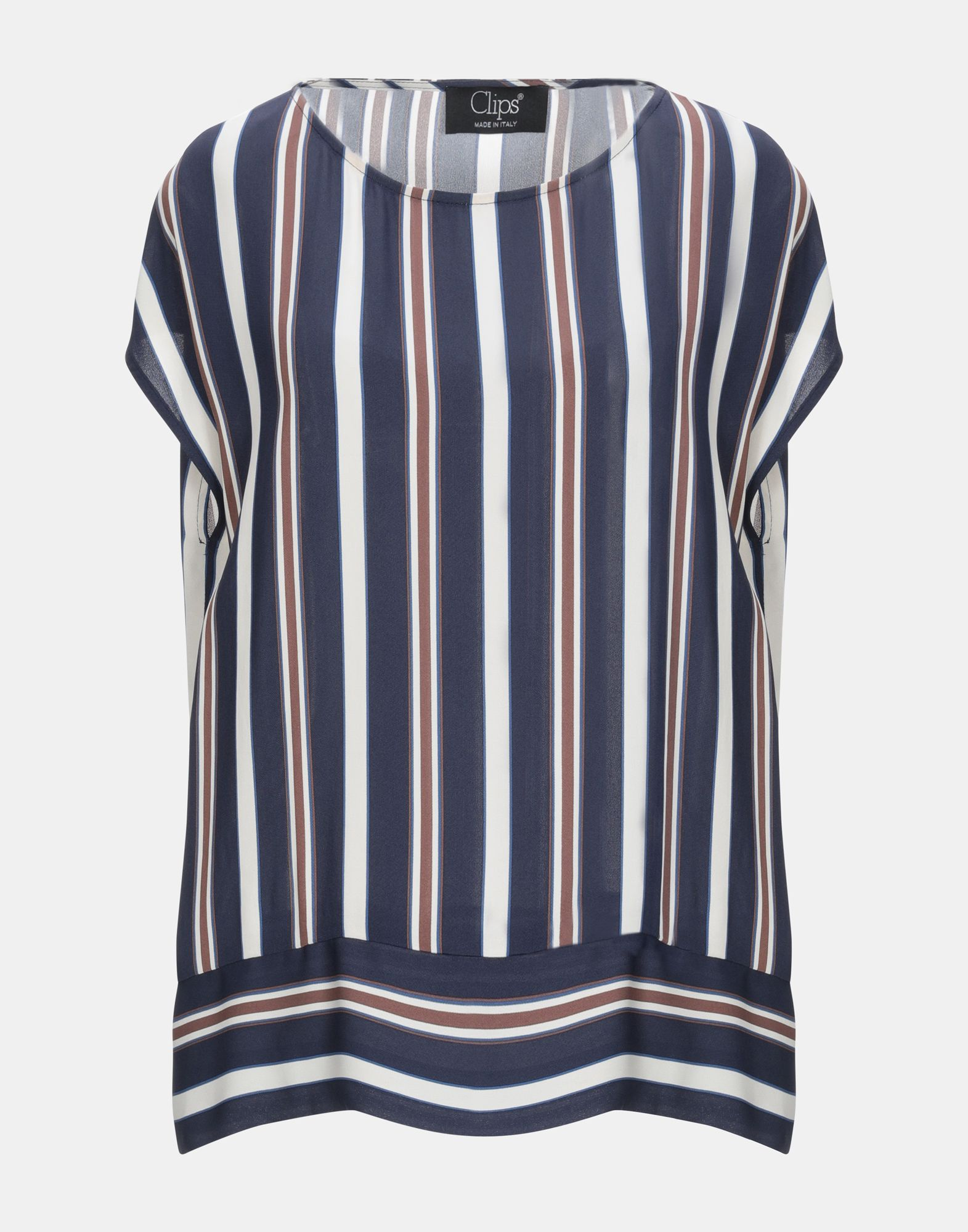 CLIPS Блузка блузка в полоску marice