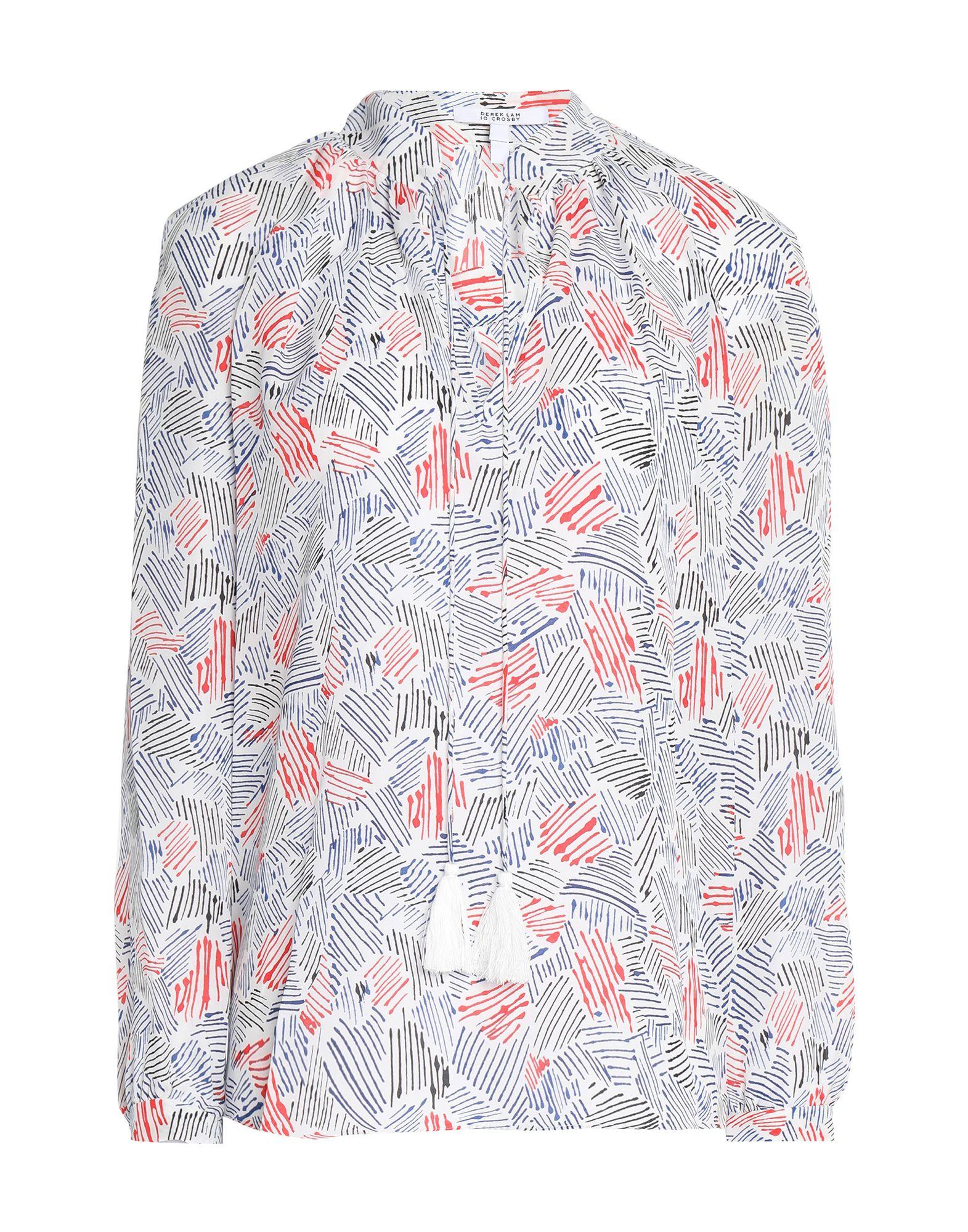 DEREK LAM 10 CROSBY Блузка