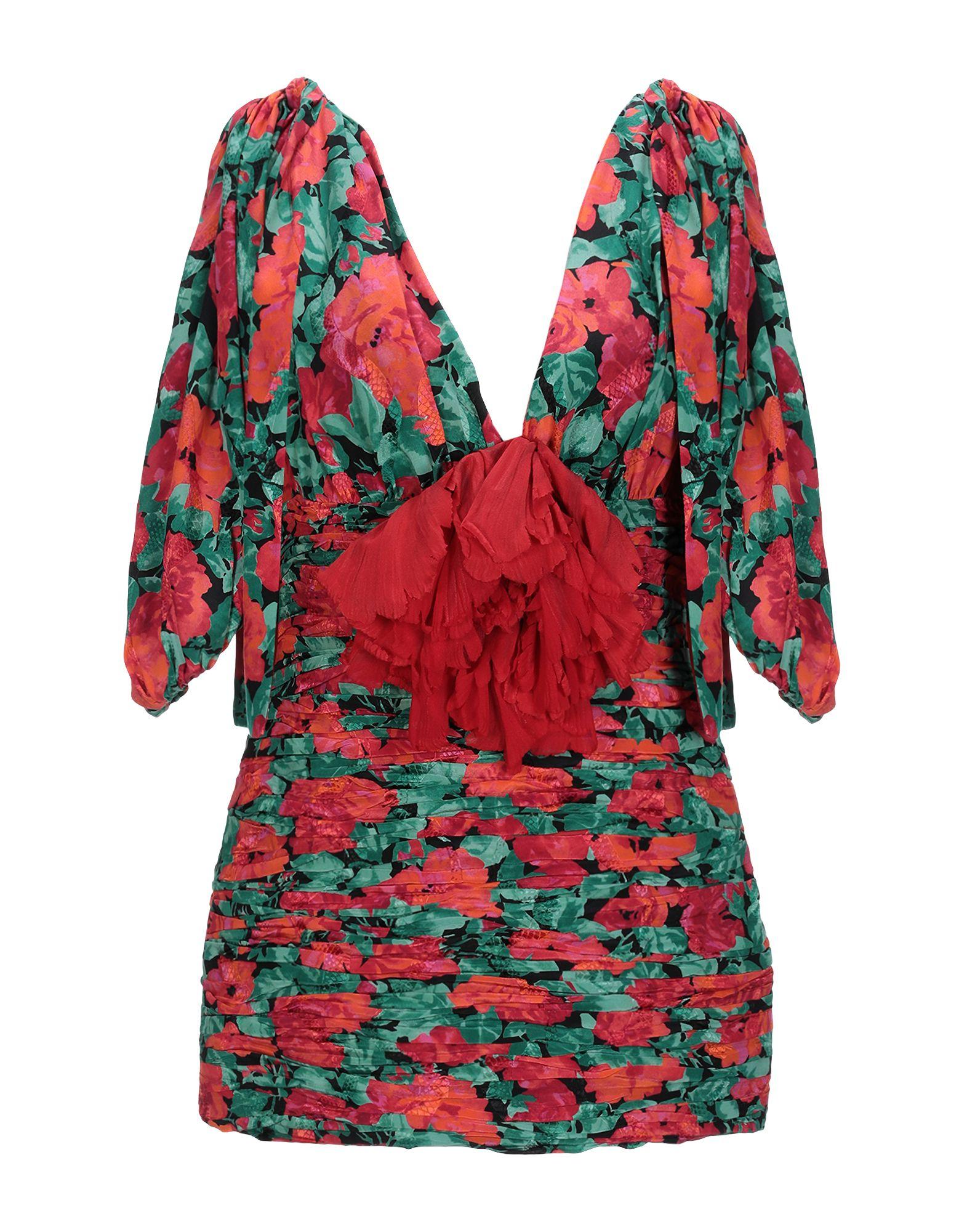 GUCCI Короткое платье gucci длинное платье