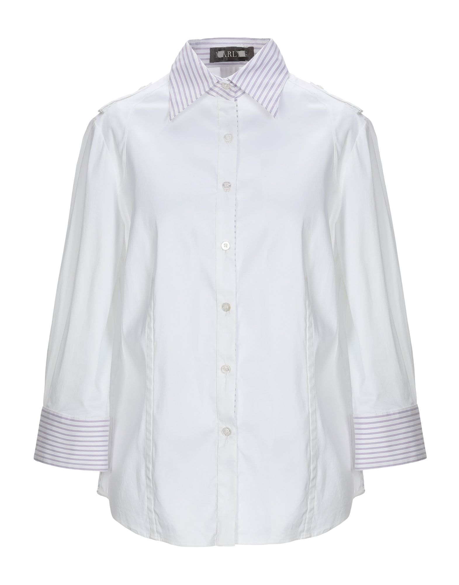MARLY' S Pубашка недорго, оригинальная цена