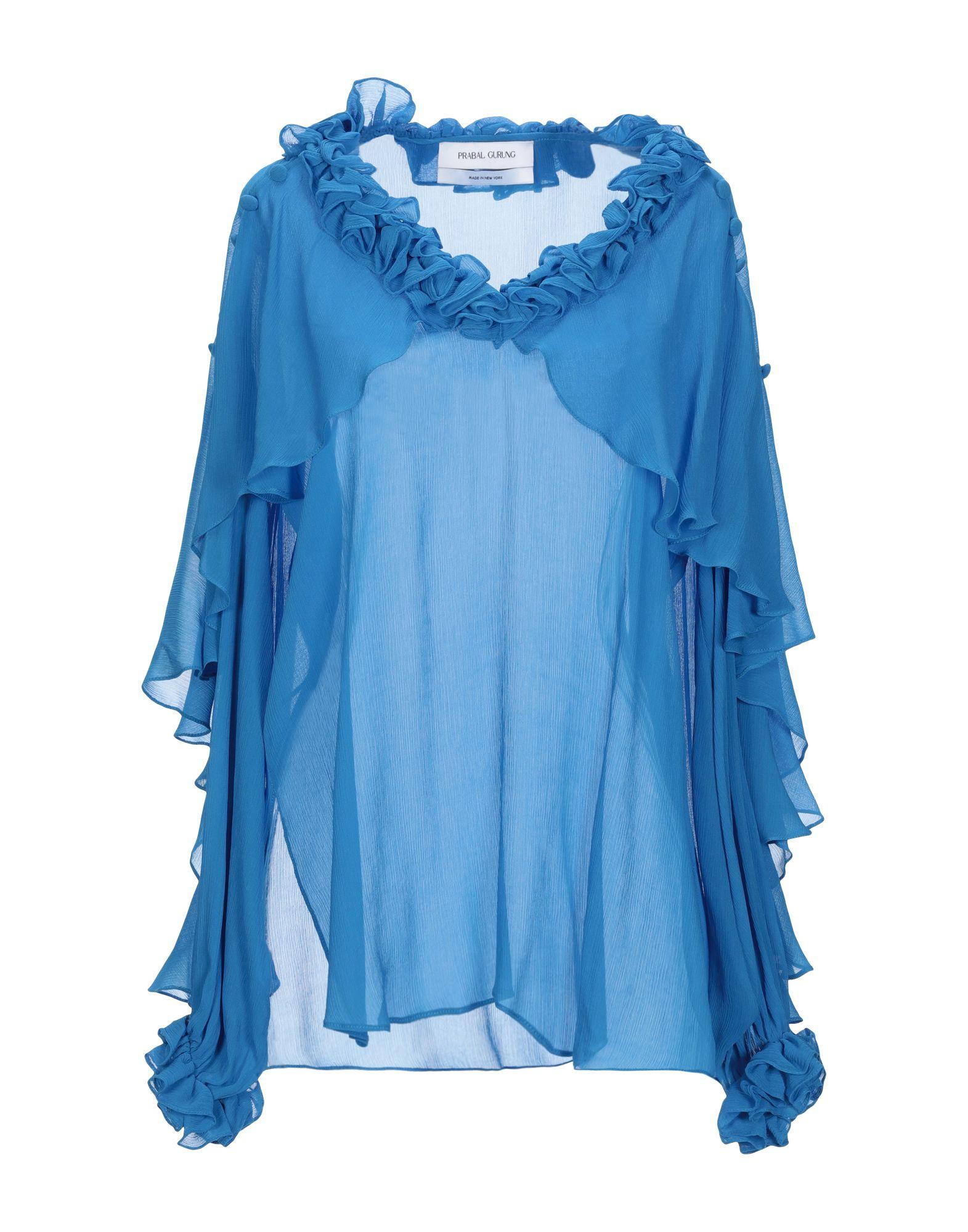 PRABAL GURUNG Блузка