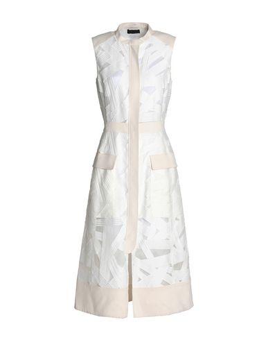 Купить Платье до колена цвет слоновая кость