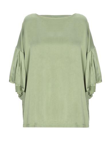 Купить Женскую блузку 5PREVIEW цвет зеленый-милитари