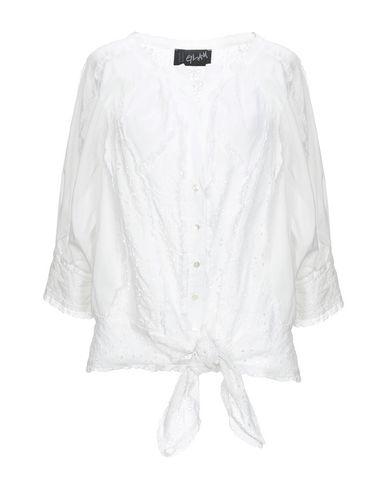 Фото - Pубашка от GLAM ANGELO MARANI белого цвета