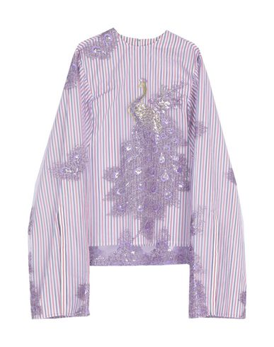 Купить Женскую блузку  розовато-лилового цвета