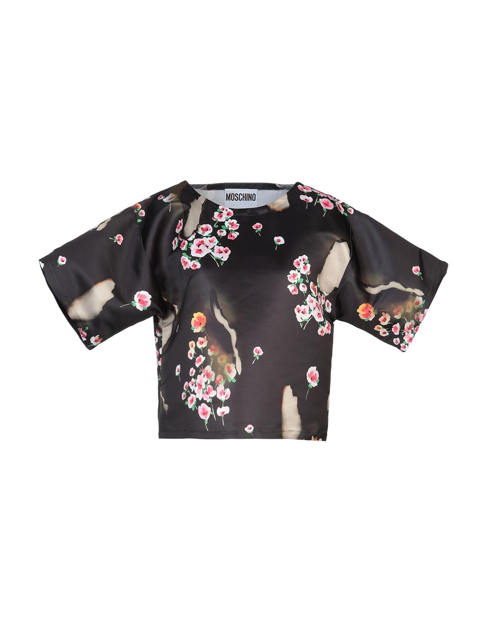 MOSCHINO Блузка блузка t tahari блузка