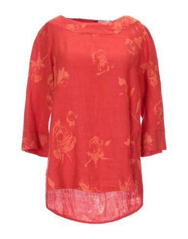 Фото - Женскую блузку BLUKEY красного цвета