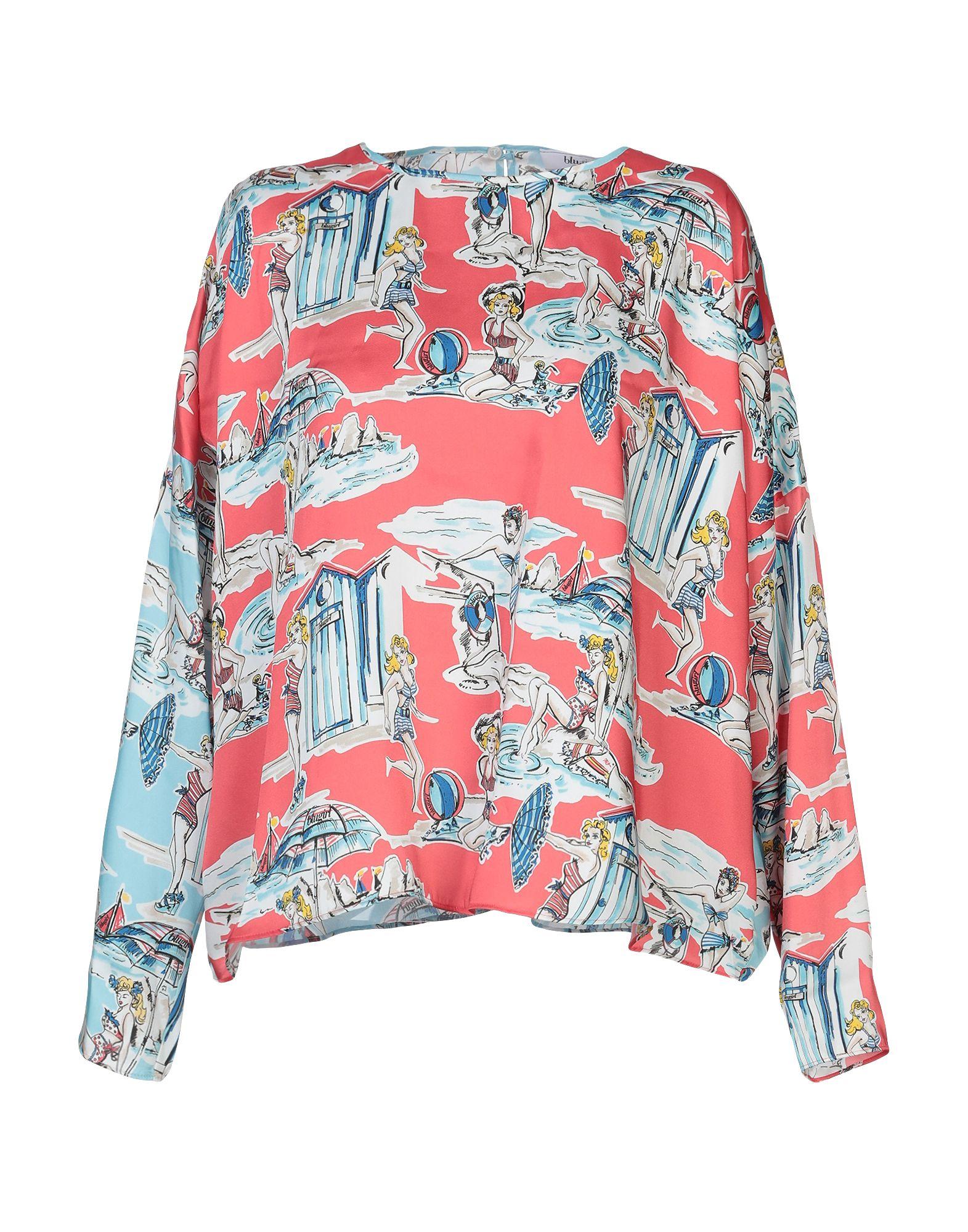 BLUMARINE Блузка блузка t tahari блузка