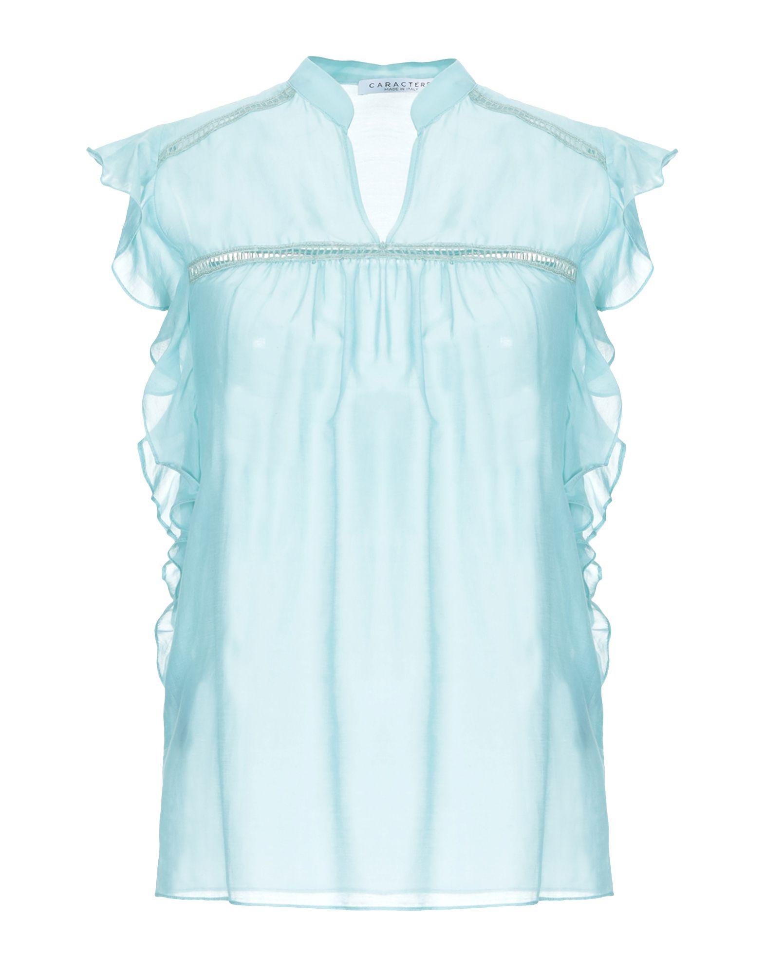 CARACTÈRE Блузка блузка t tahari блузка