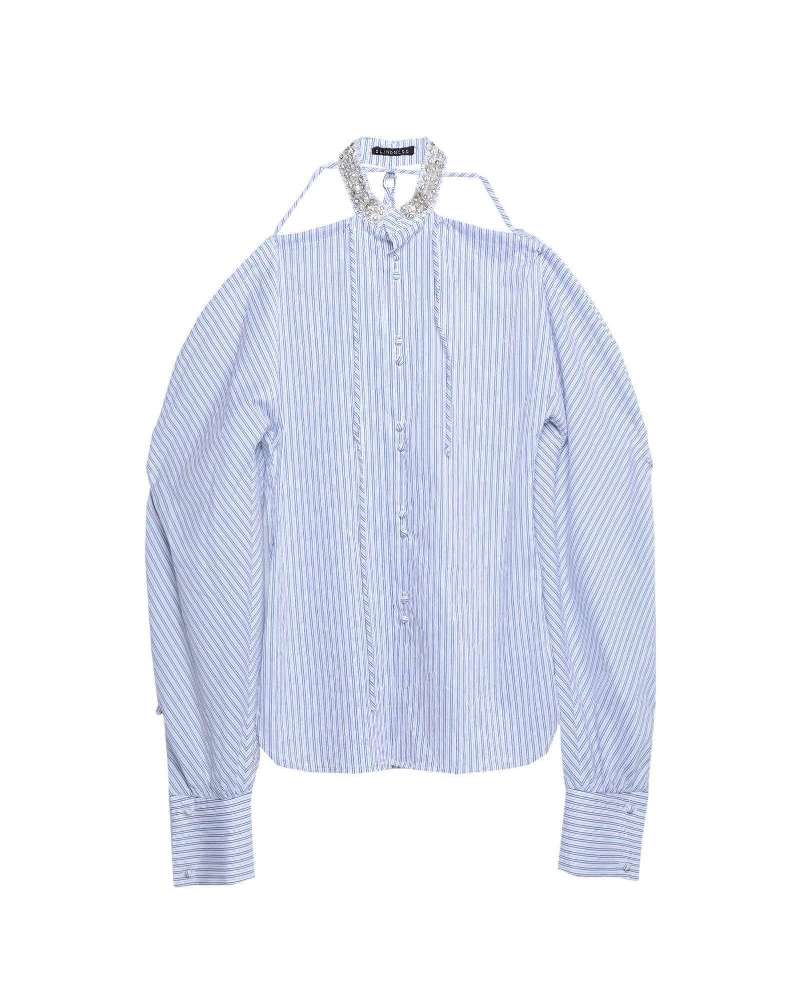 BLINDNESS Pубашка недорго, оригинальная цена