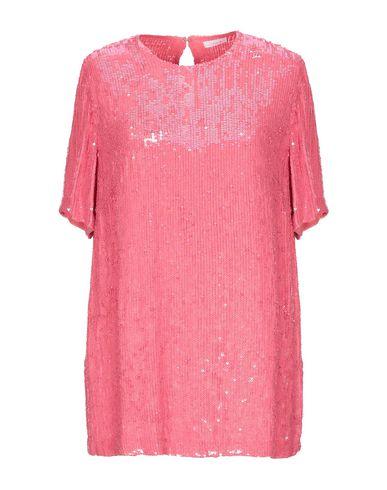 Фото - Женскую блузку P.A.R.O.S.H. пастельно-розового цвета