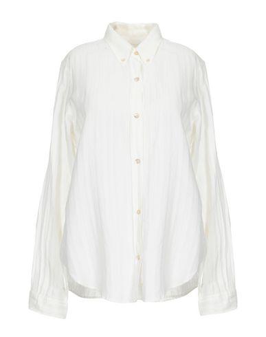 Купить Pубашка от ISABEL MARANT ÉTOILE цвет слоновая кость