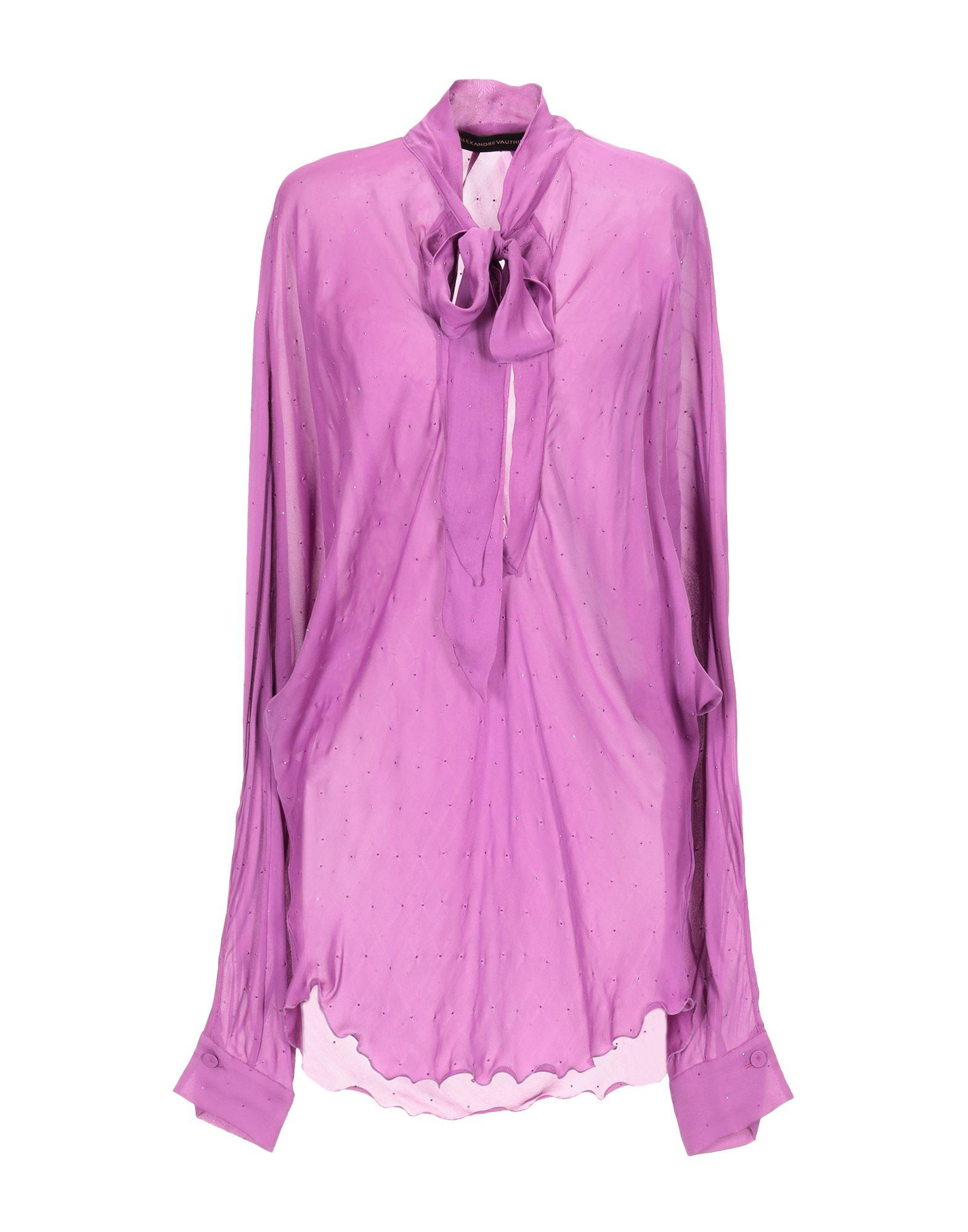 ALEXANDRE VAUTHIER Блузка цена 2017