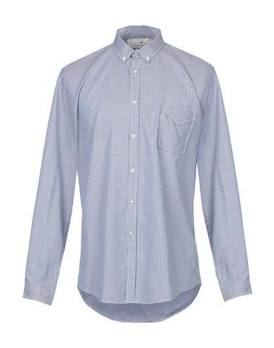 Купить Pубашка от MACCHIA J синего цвета