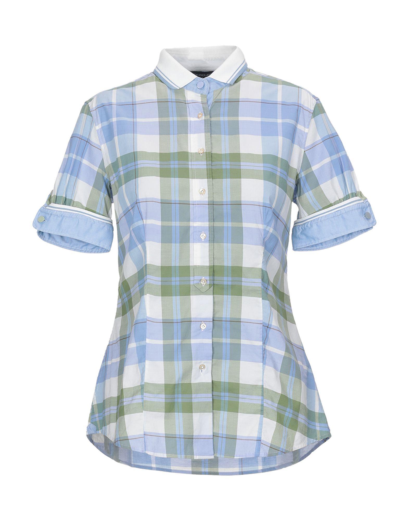 NEW ENGLAND Pубашка