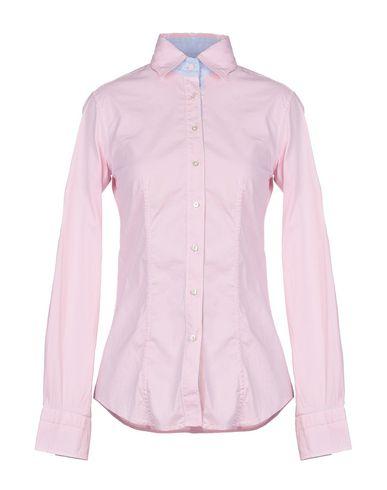 Купить Pубашка от NEW ENGLAND розового цвета