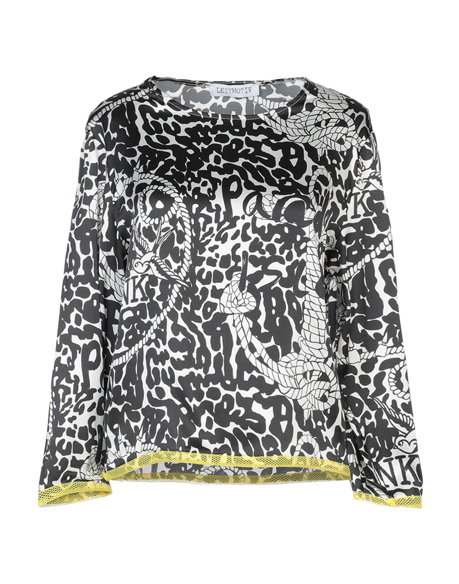 LEITMOTIV Блузка leitmotiv пиджак